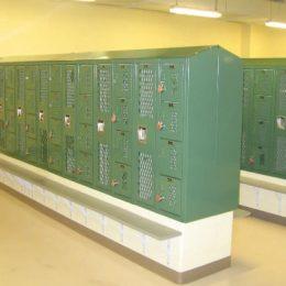 green lockers